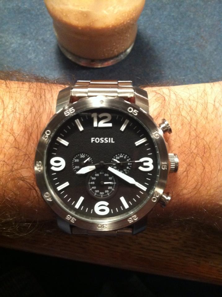 Fossil Nate JR-1353