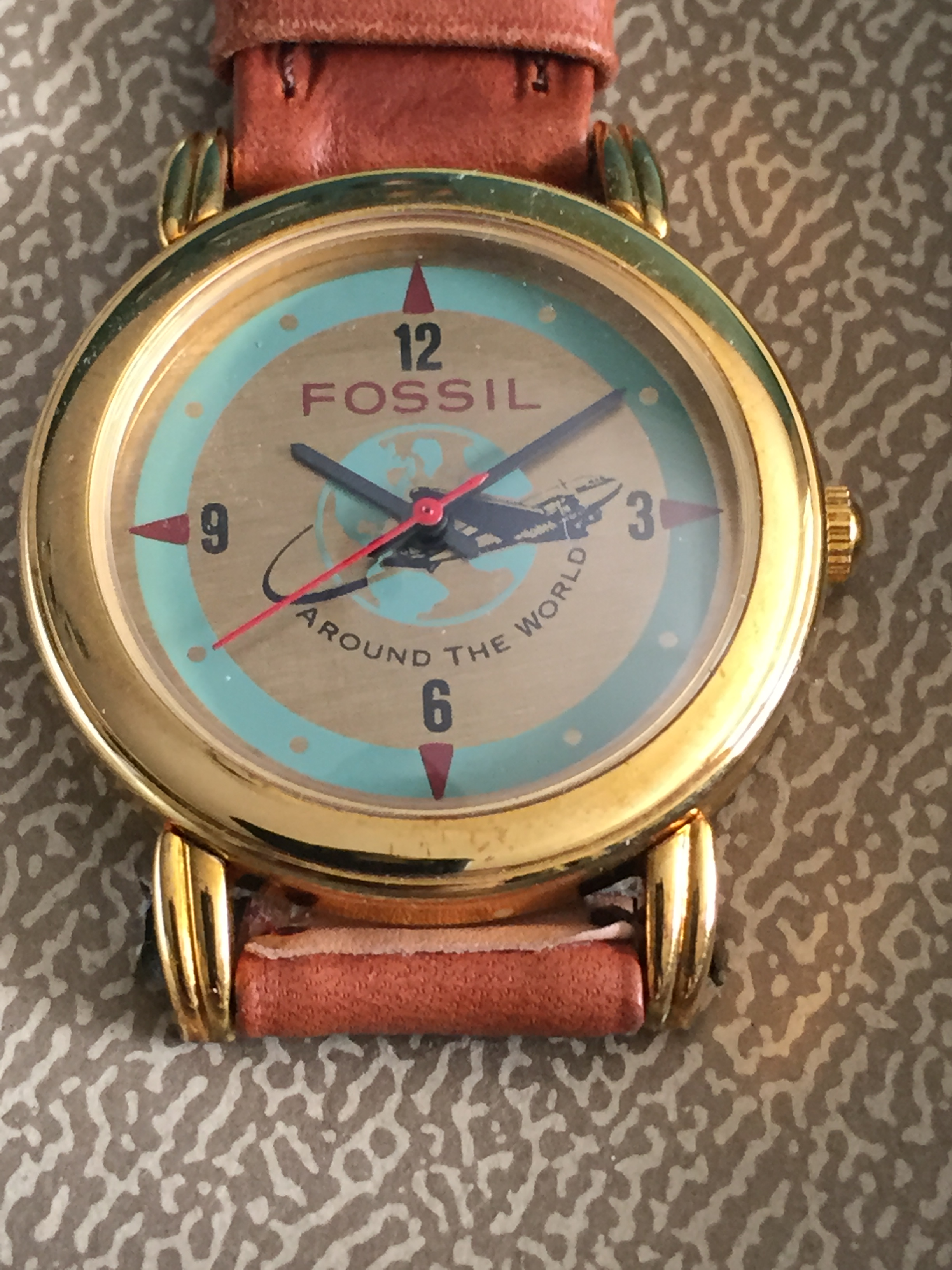 Fossil Dirtmaster RM-2558