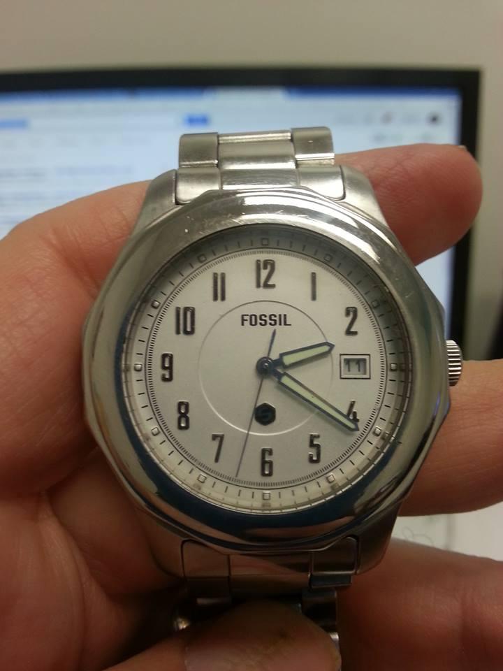 Fossil Steel FS-2508