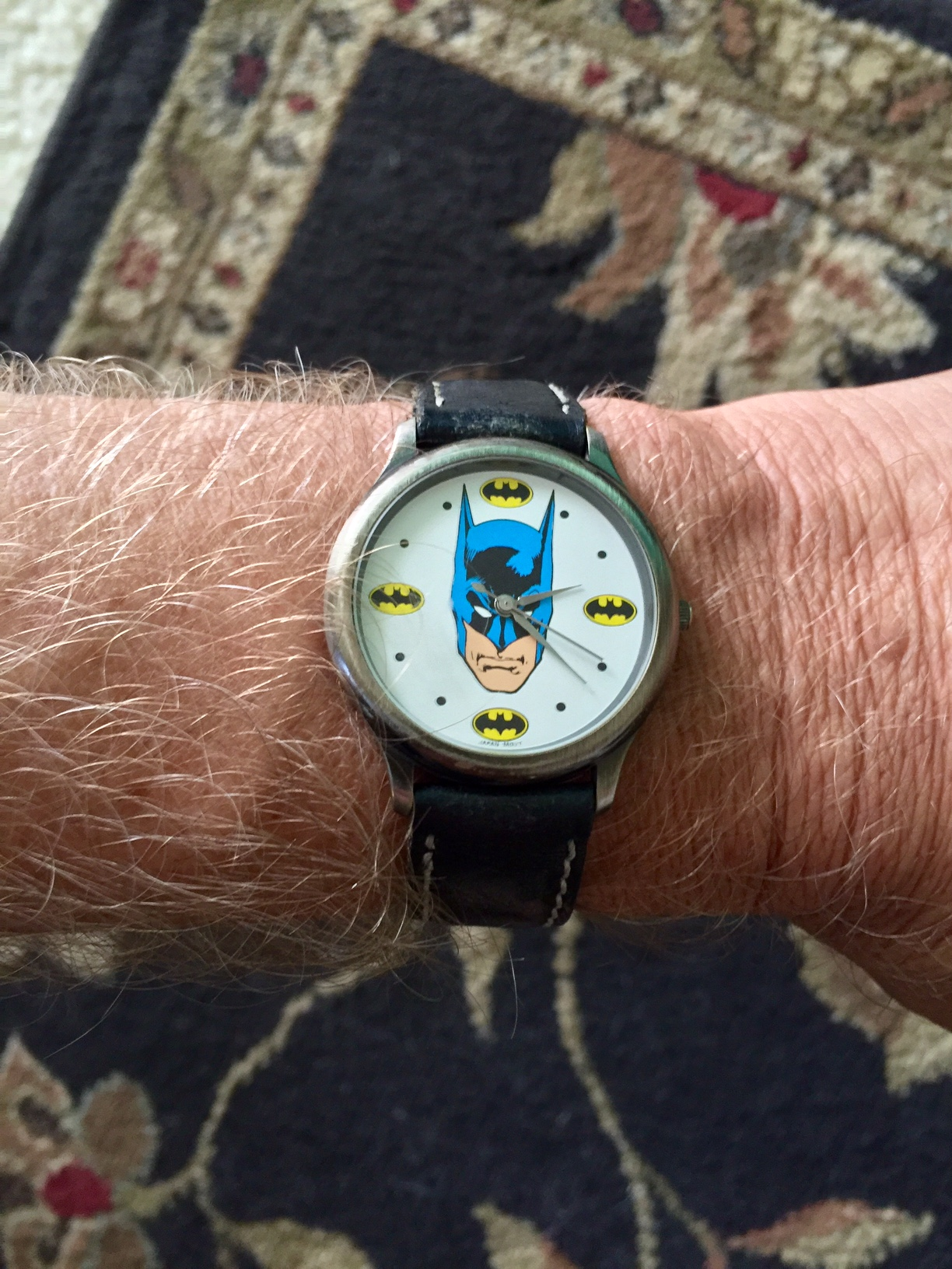 Batman watch (there are so many)