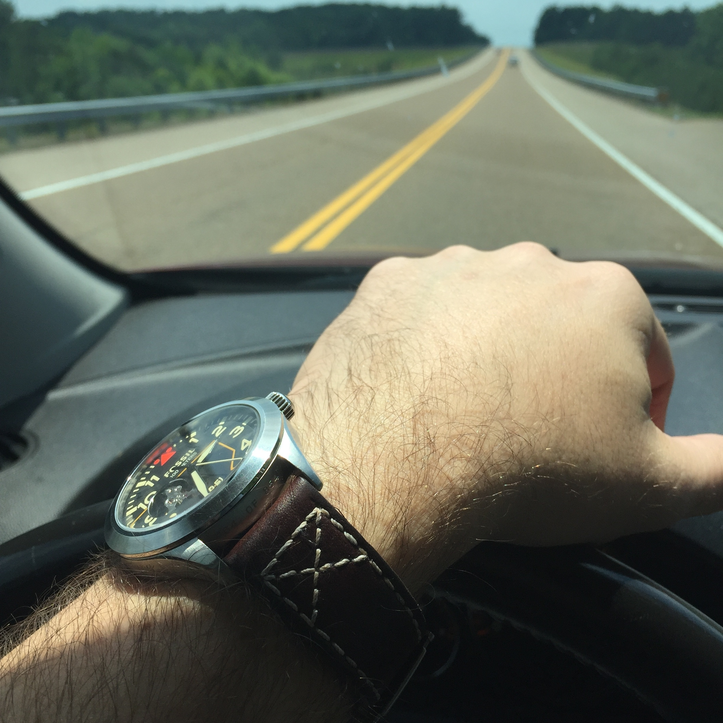 Fossil P-51 Watch