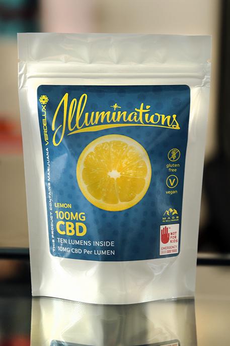 Lemon CBD Illuminations