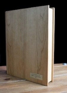 Tailor-made, hardwood box created by master craftsmen - Photo by Christian McDonald