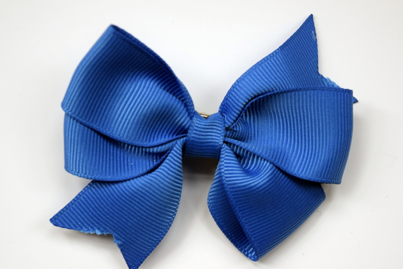 Copy of Royal blue hair bow from £3