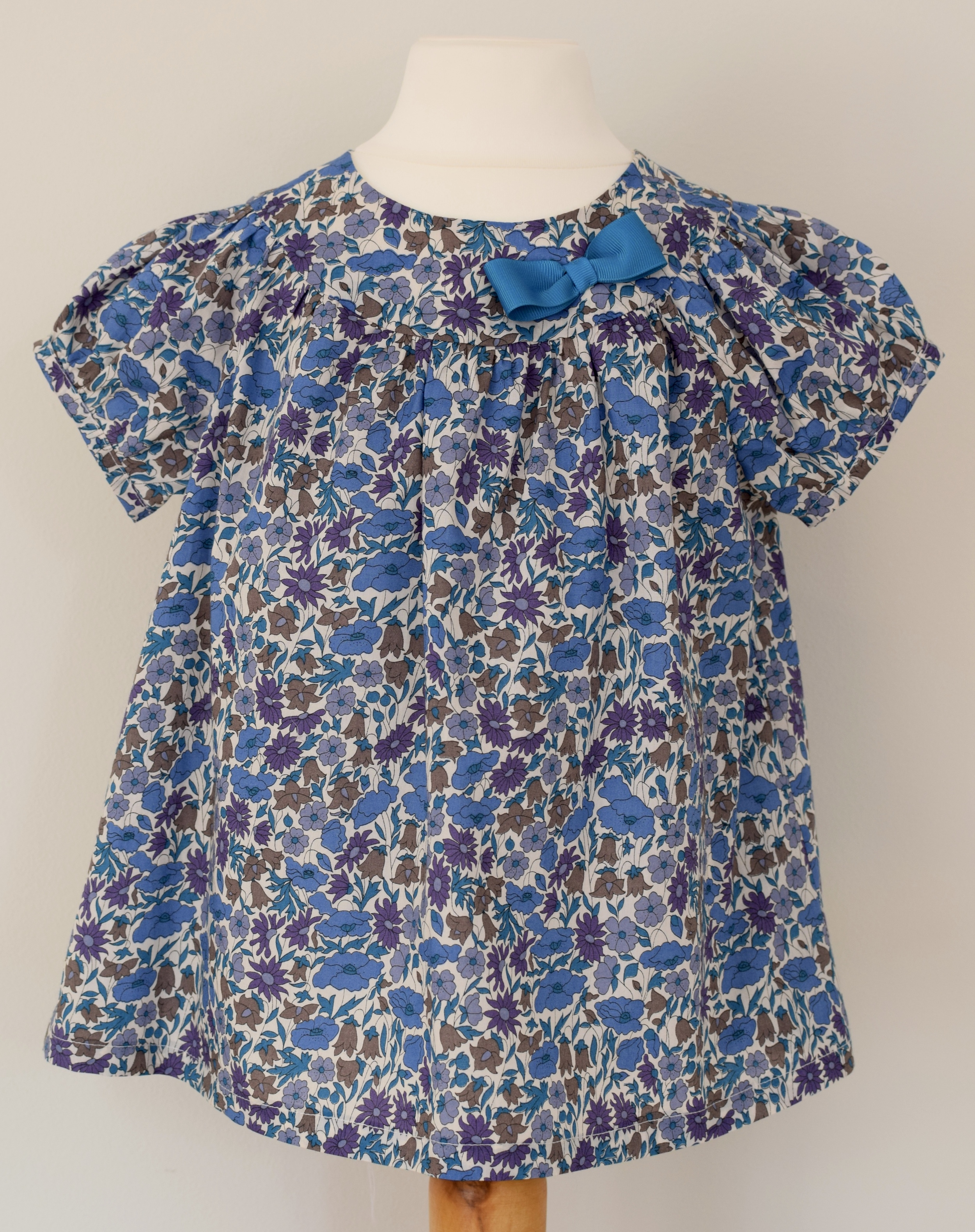 Liberty Poppy & Daisy    Available exclusively   in size medium   £34