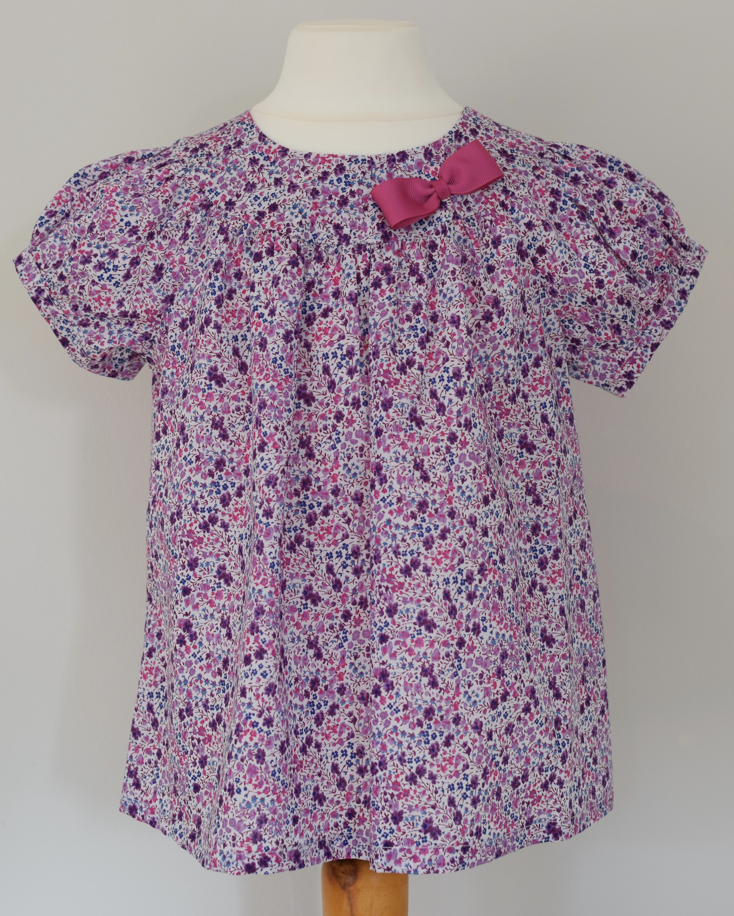 Liberty Phoebe purple    Available exclusively   in size medium   £34