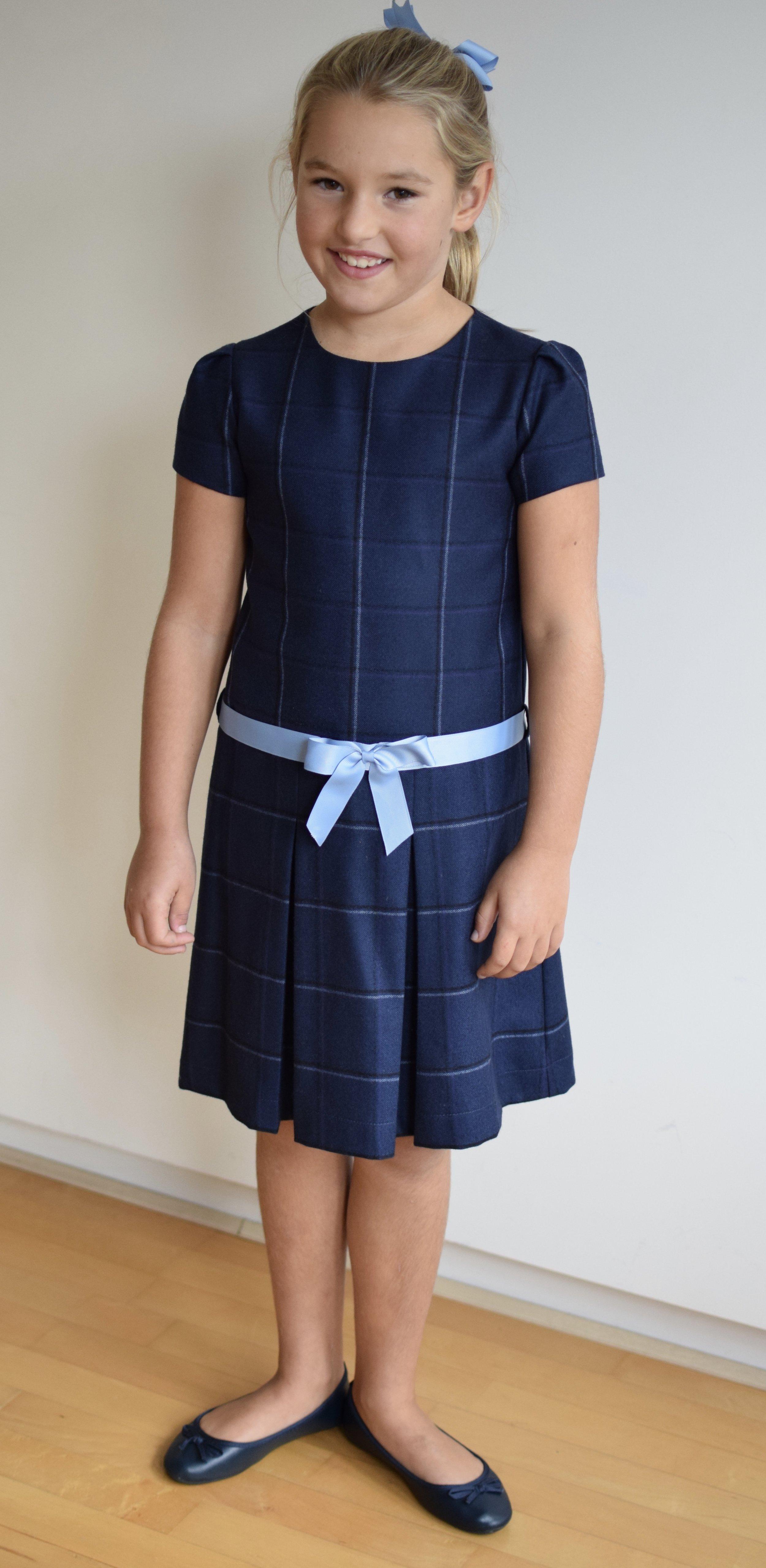 AW16 Wool dress