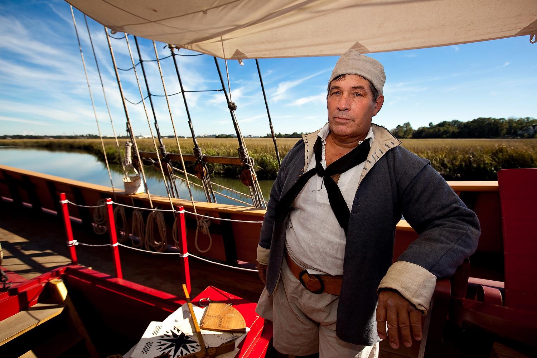 Colonial Sailor