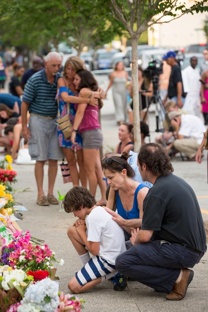 Charleston Nine Shooting