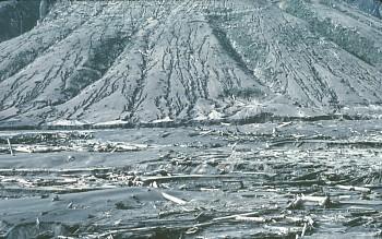 Monte Santa Helena 30 Septiembre 1981