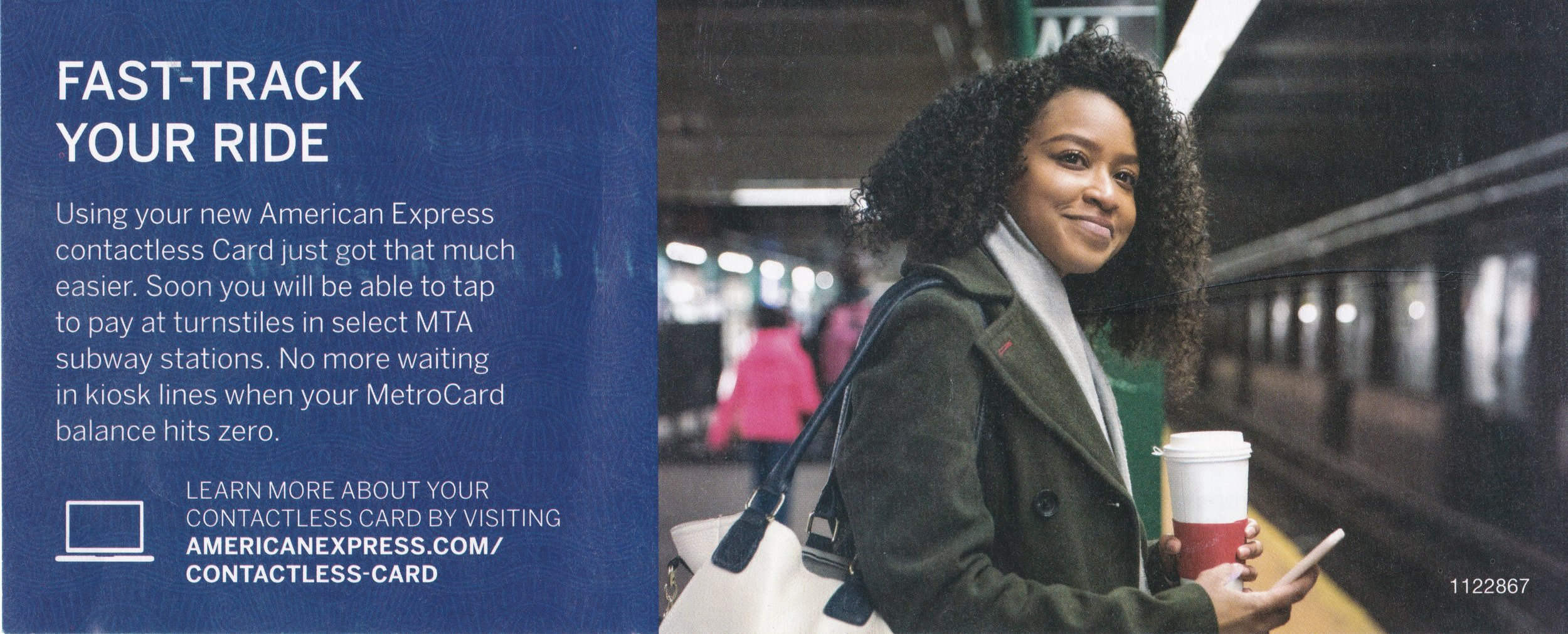 American Express Print Ad