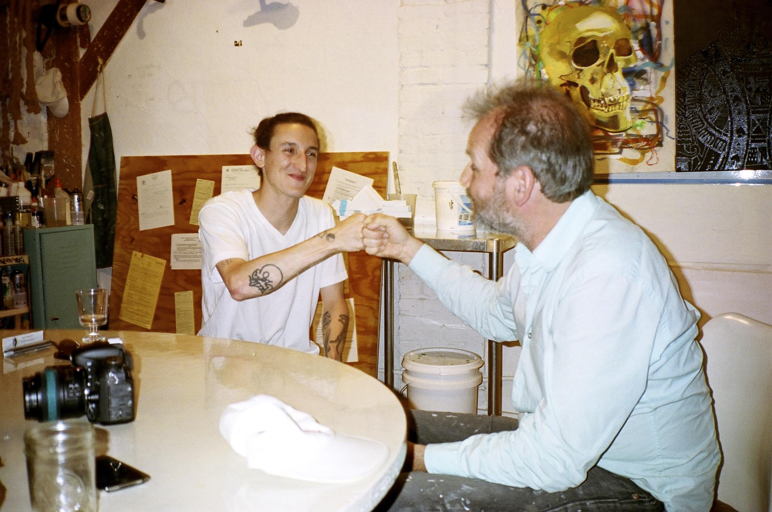 Jerami and Stephen Torton