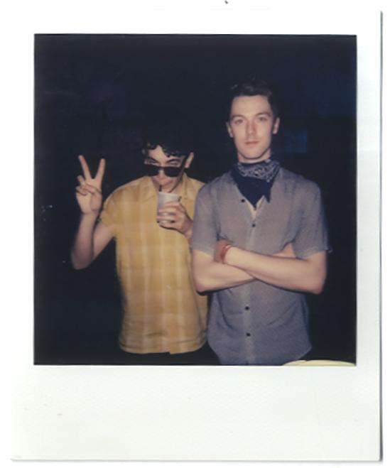 Jordan and Corey,  Mainland , Photo: Nat Leonard