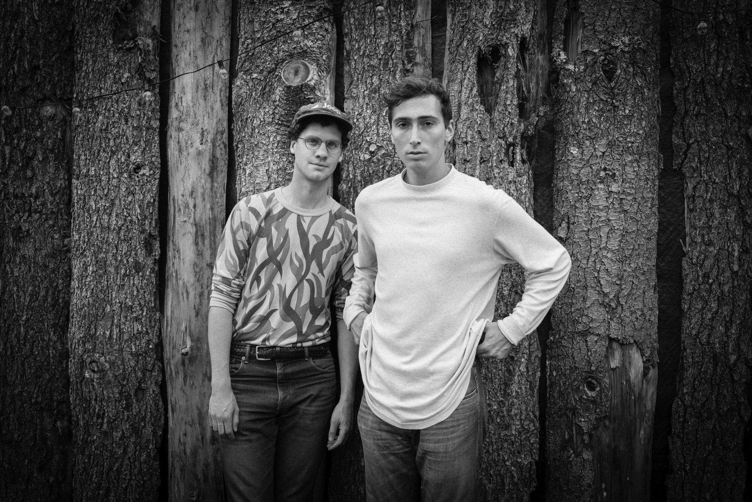 Max Kakacek (Left), Julien Ehrlich (Right) shot at the Brooklyn Bike Park.