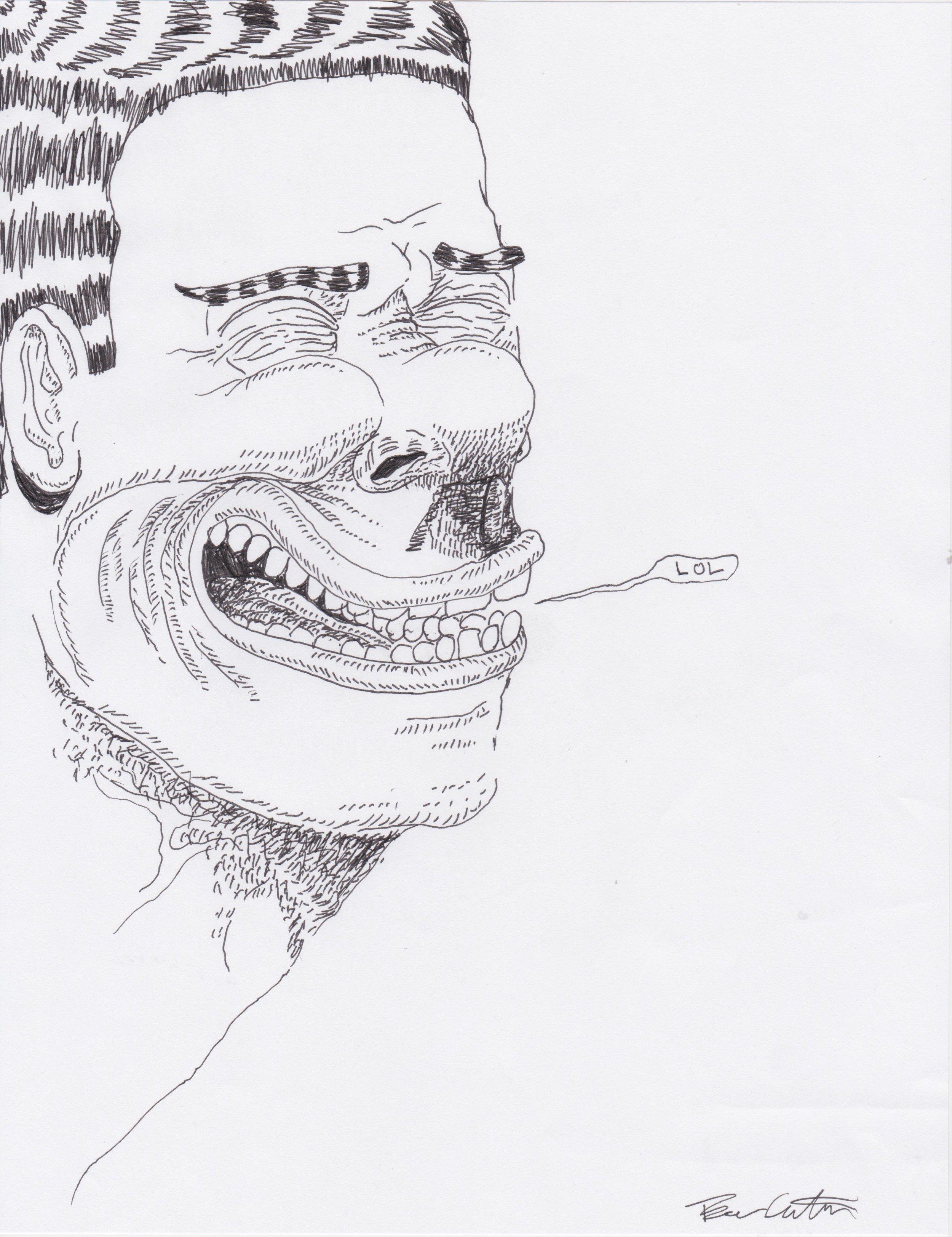 Illustration by Ben Guterl, Guitarist