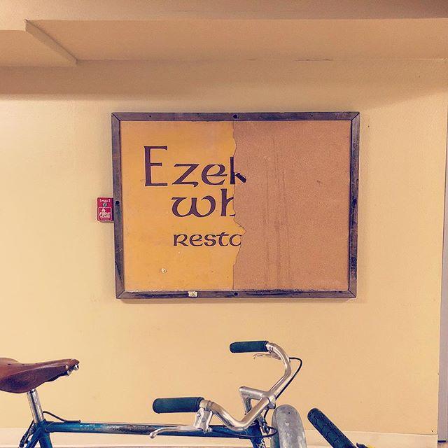 #foundtype #sign #basement #bicycle #yellow
