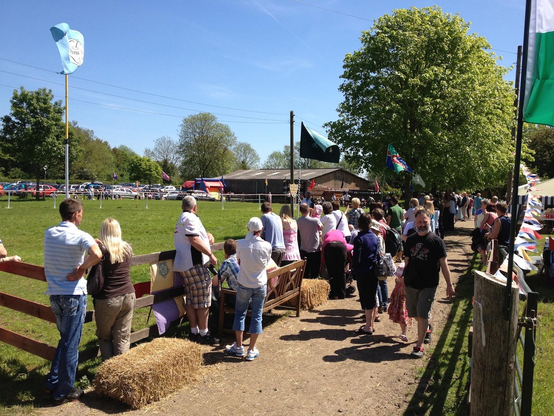 Northcote Heavy Horse Centre Summer Fete Fun