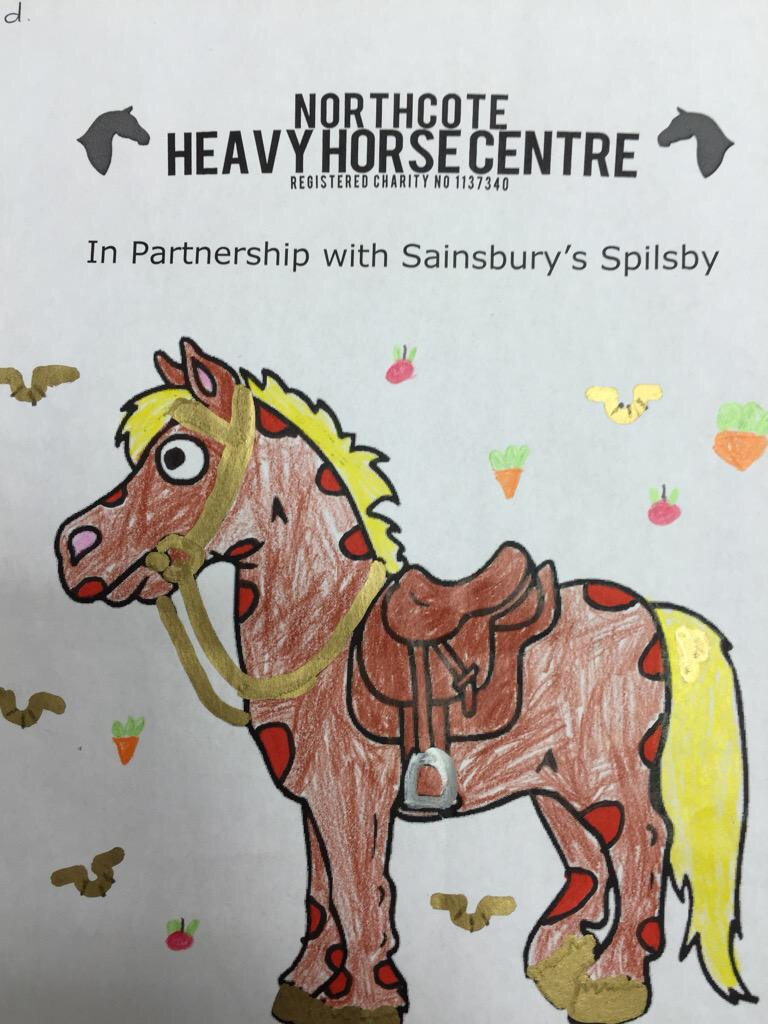 Sainsburys Charity Spilsby Northcote Heavy Horse Centre 1.JPG