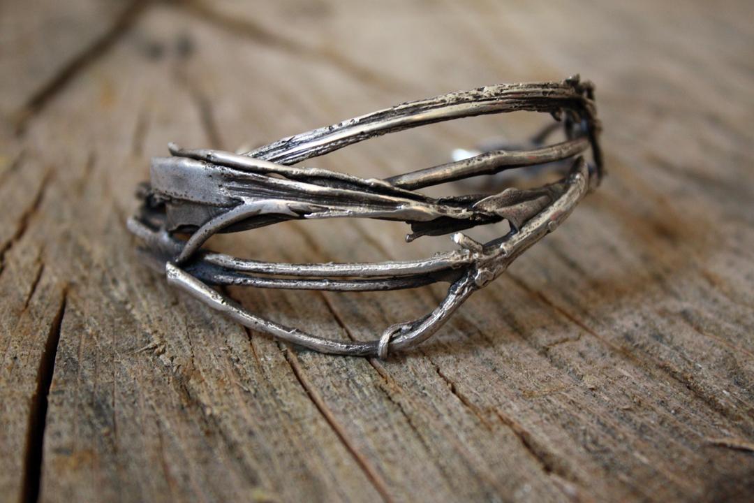 Stalk Bracelet