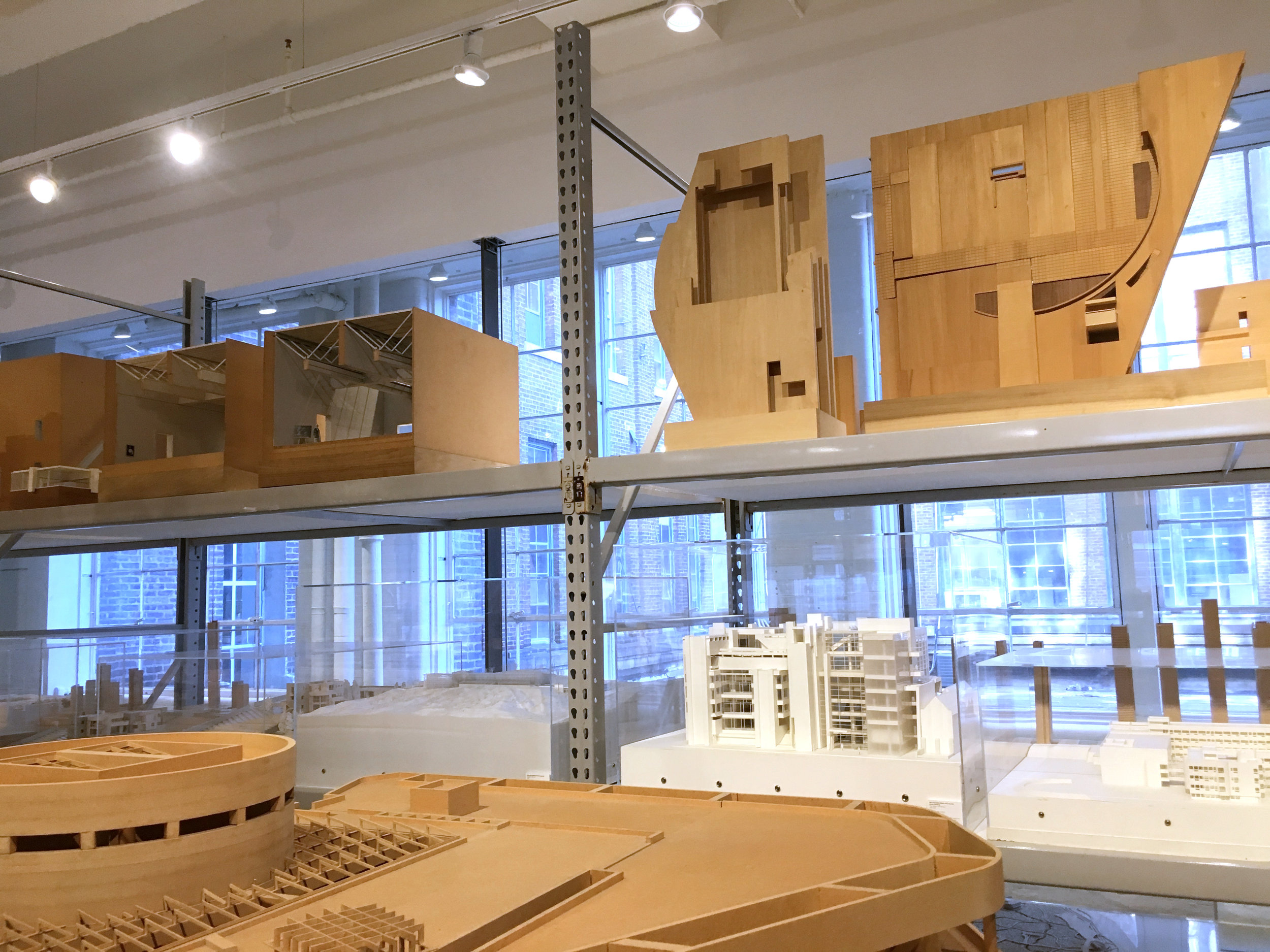Richard Meier Archive, Mana Contemporary
