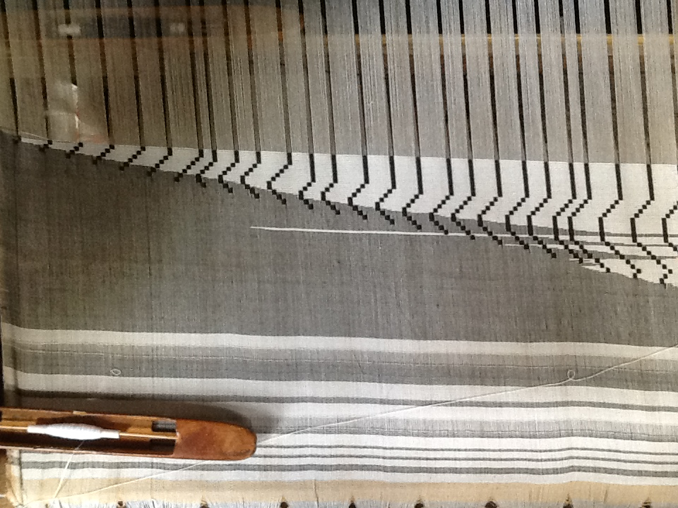 Hablon Weaving