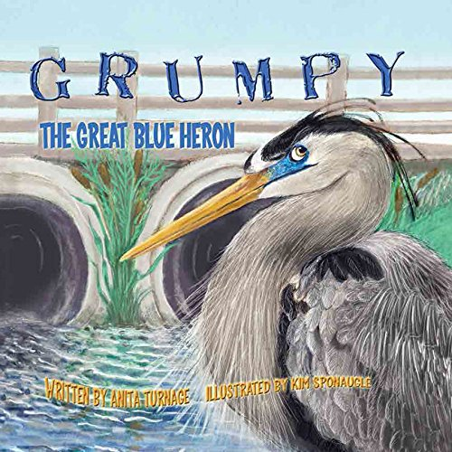 Grumpy, The Great Blue Heron