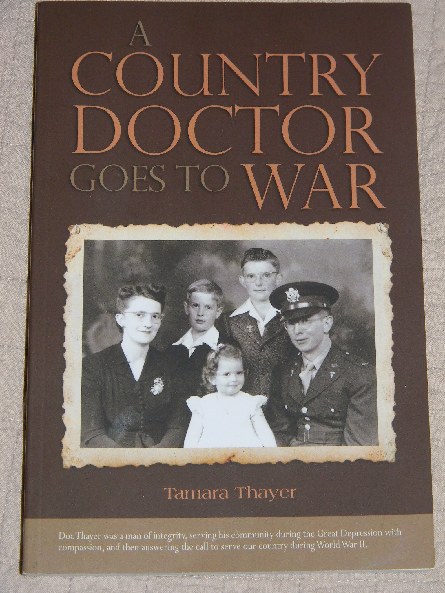 A Country Doctor Goes To War
