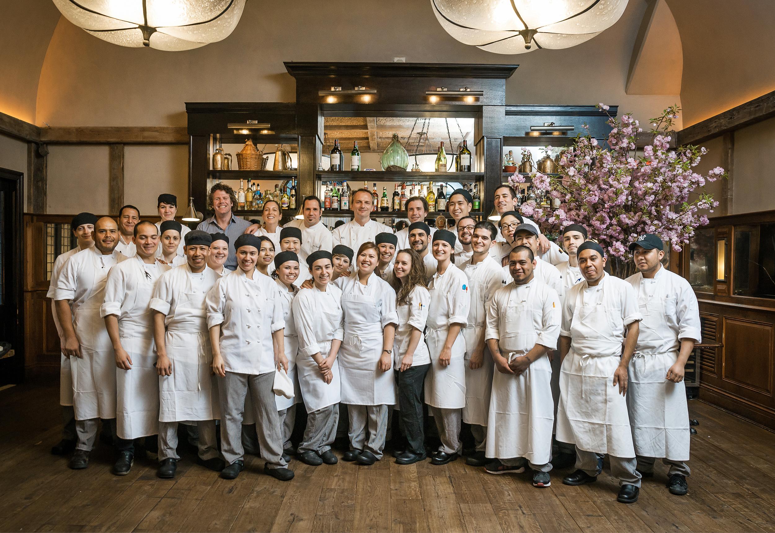Kitchen Crew, 2013