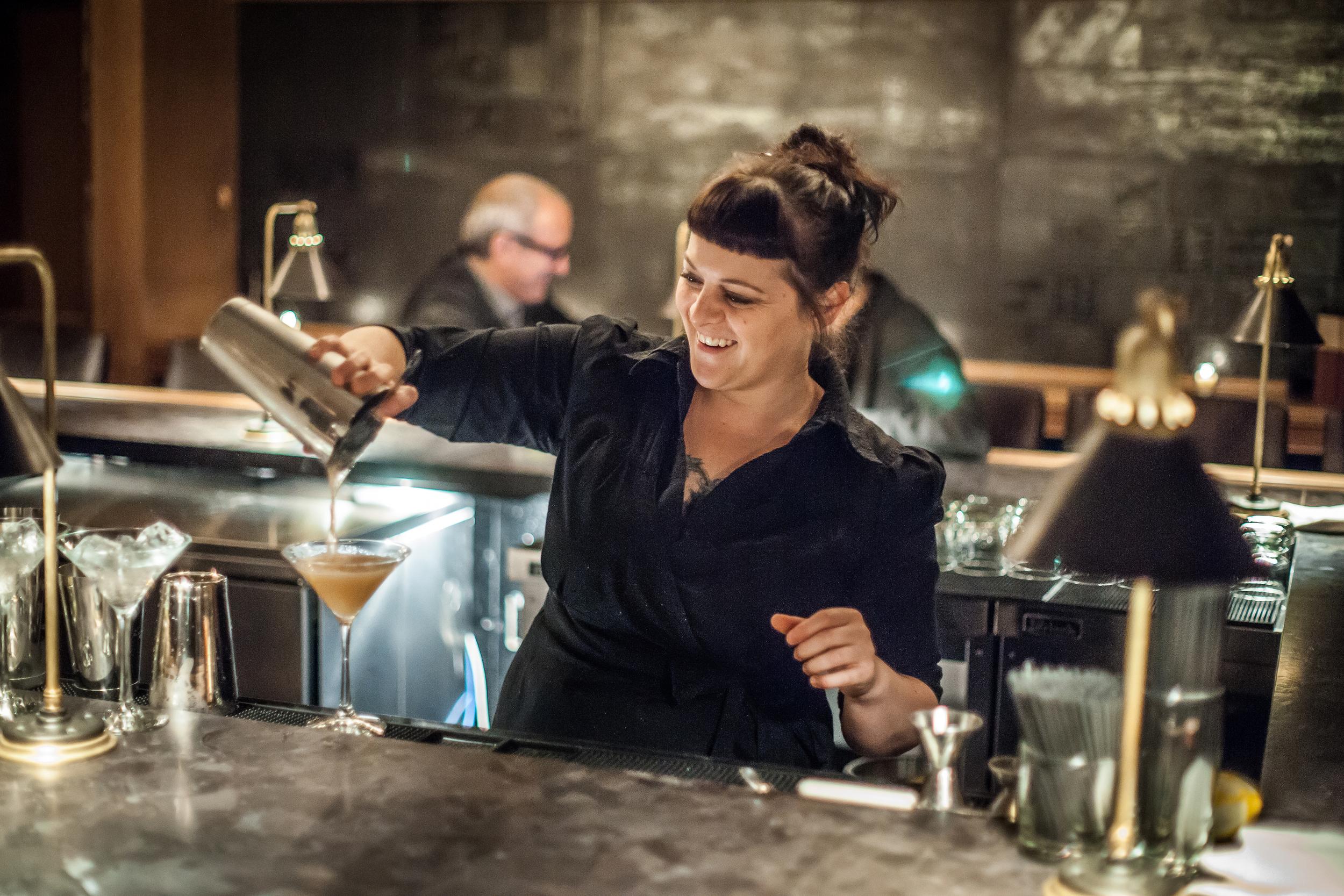 "Tiffany Short, ""Bartender of the Year"" 2013"