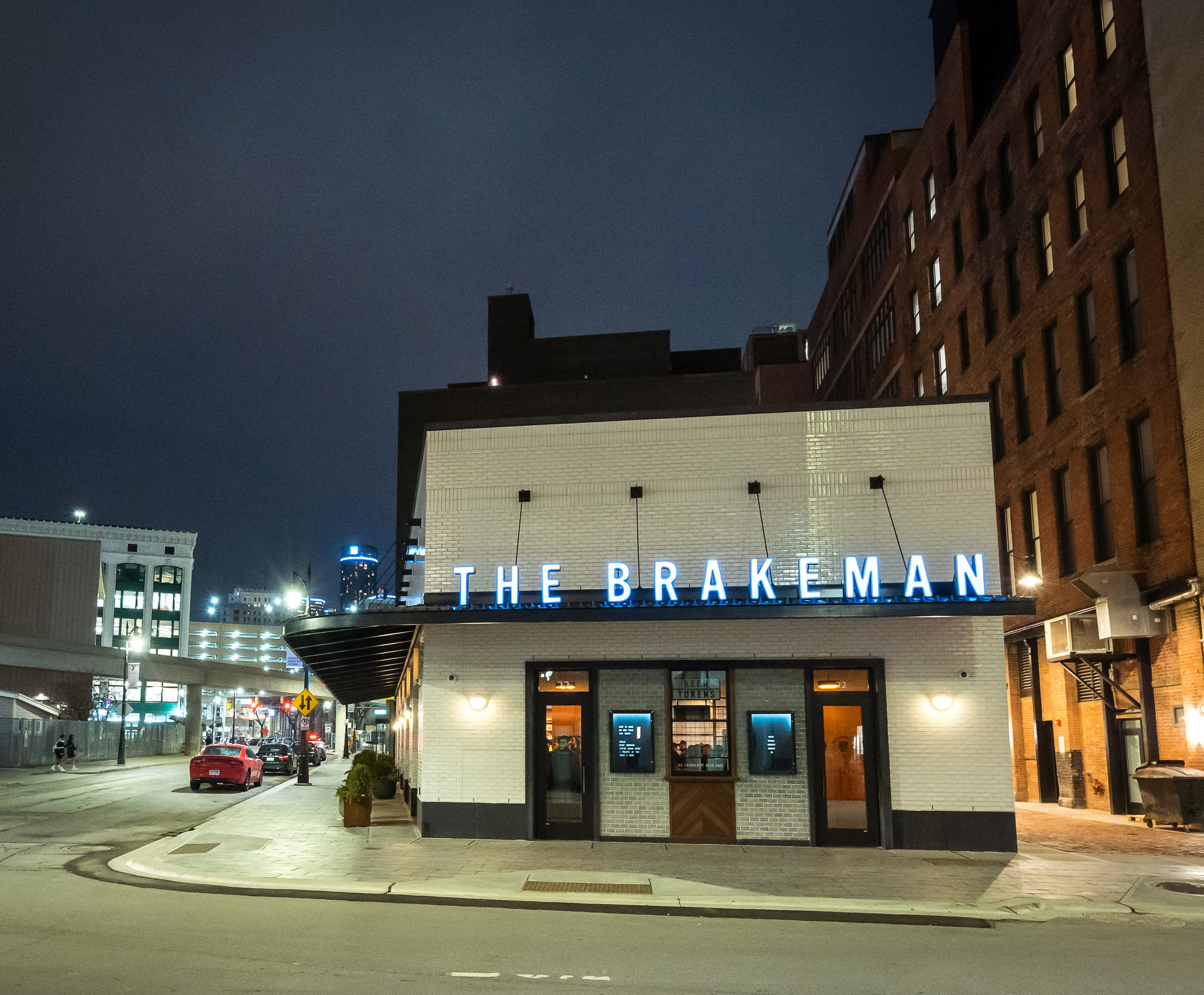 The Brakeman