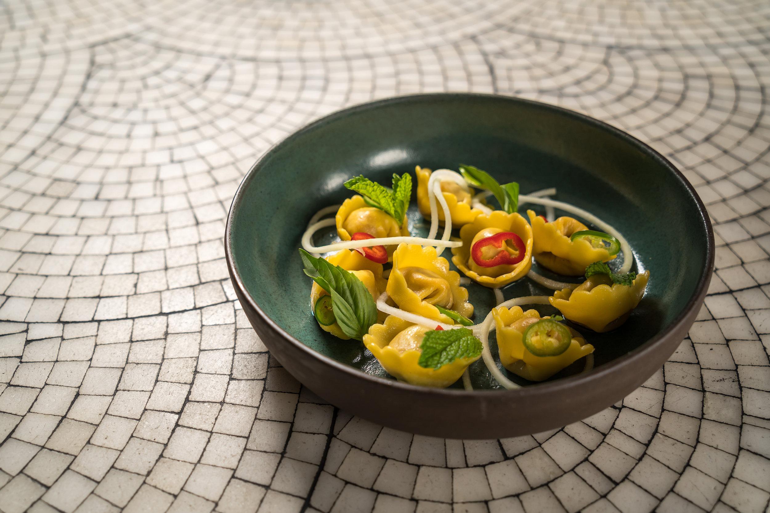 CY Farm Veal Tortellini