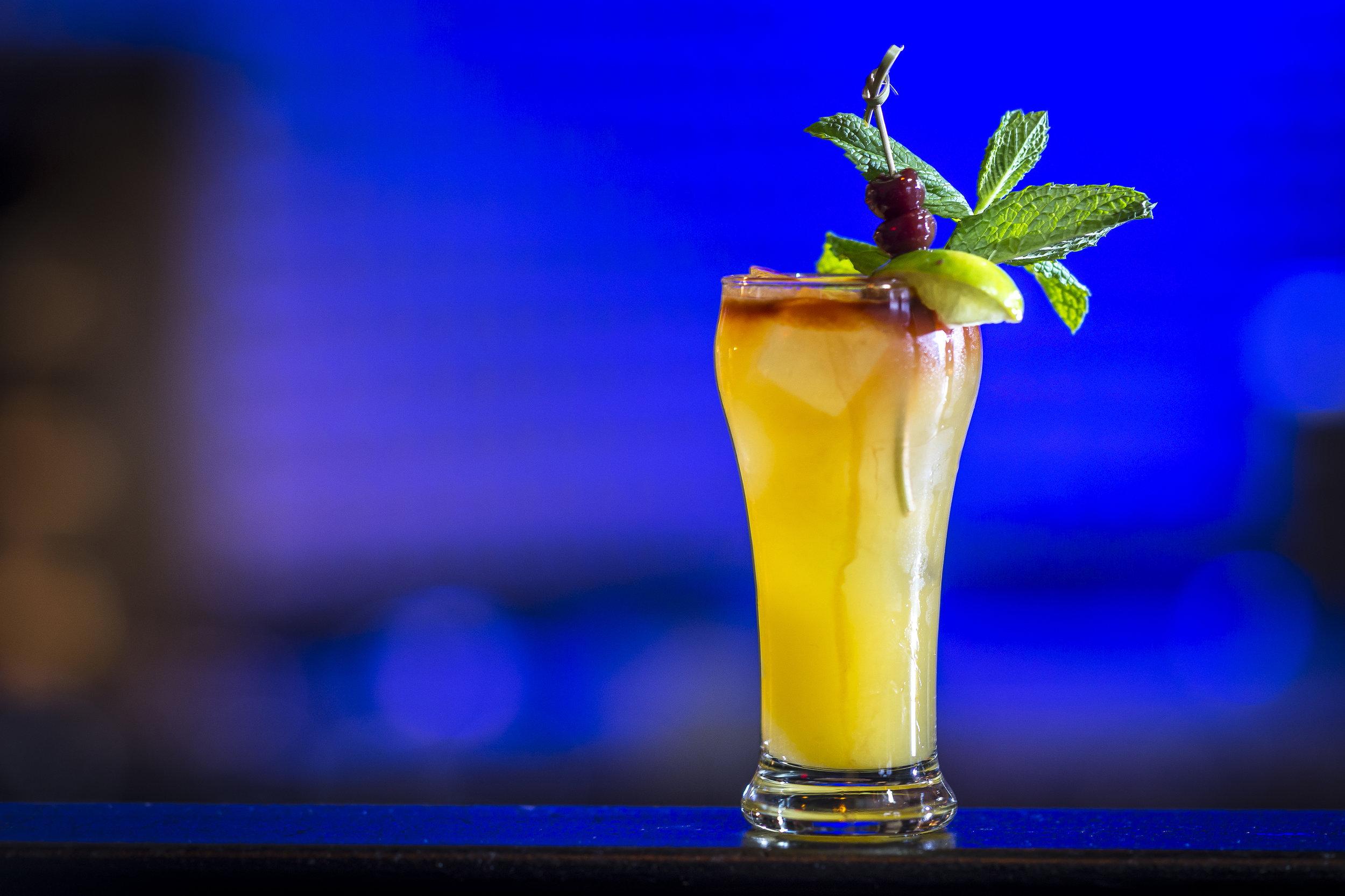 Joe's Pub Cocktail