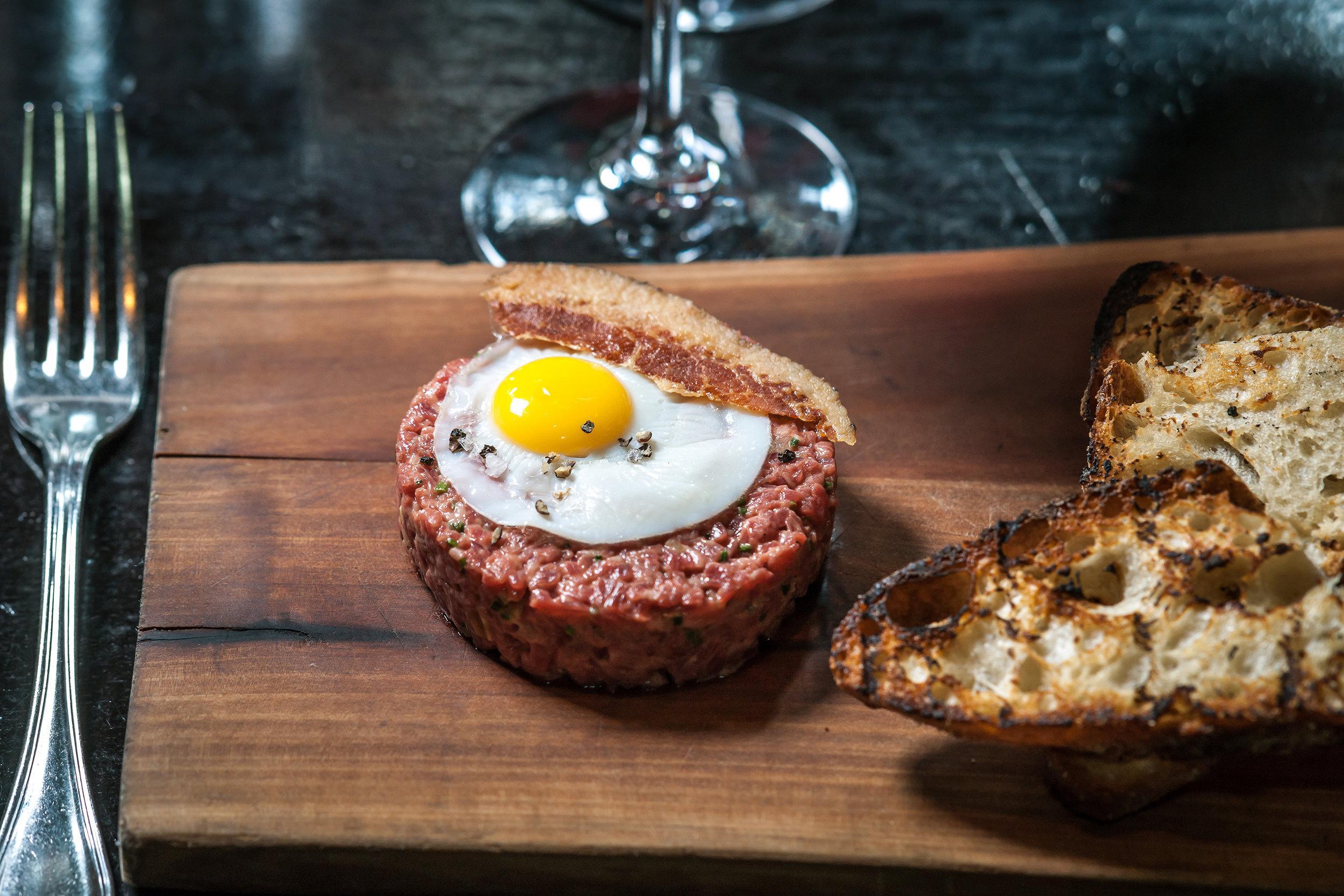 Steak Tartara Piemontese