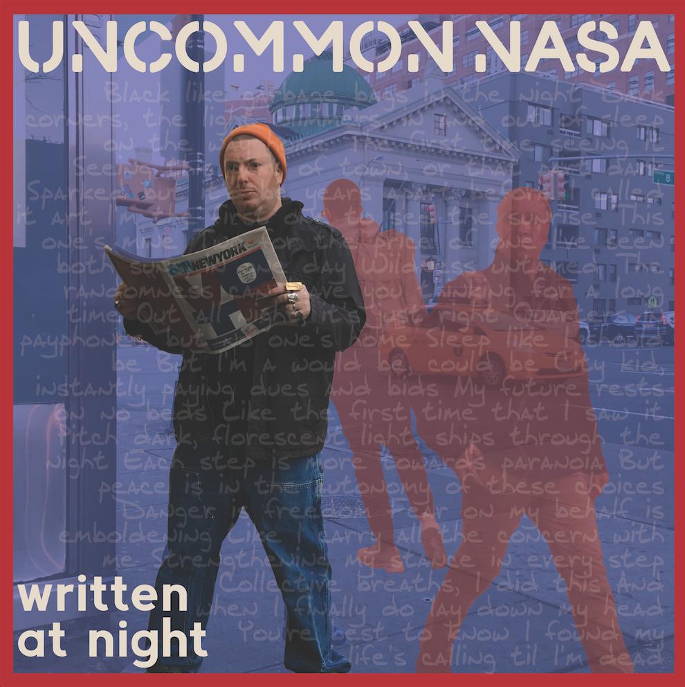 Written At Night [2017]