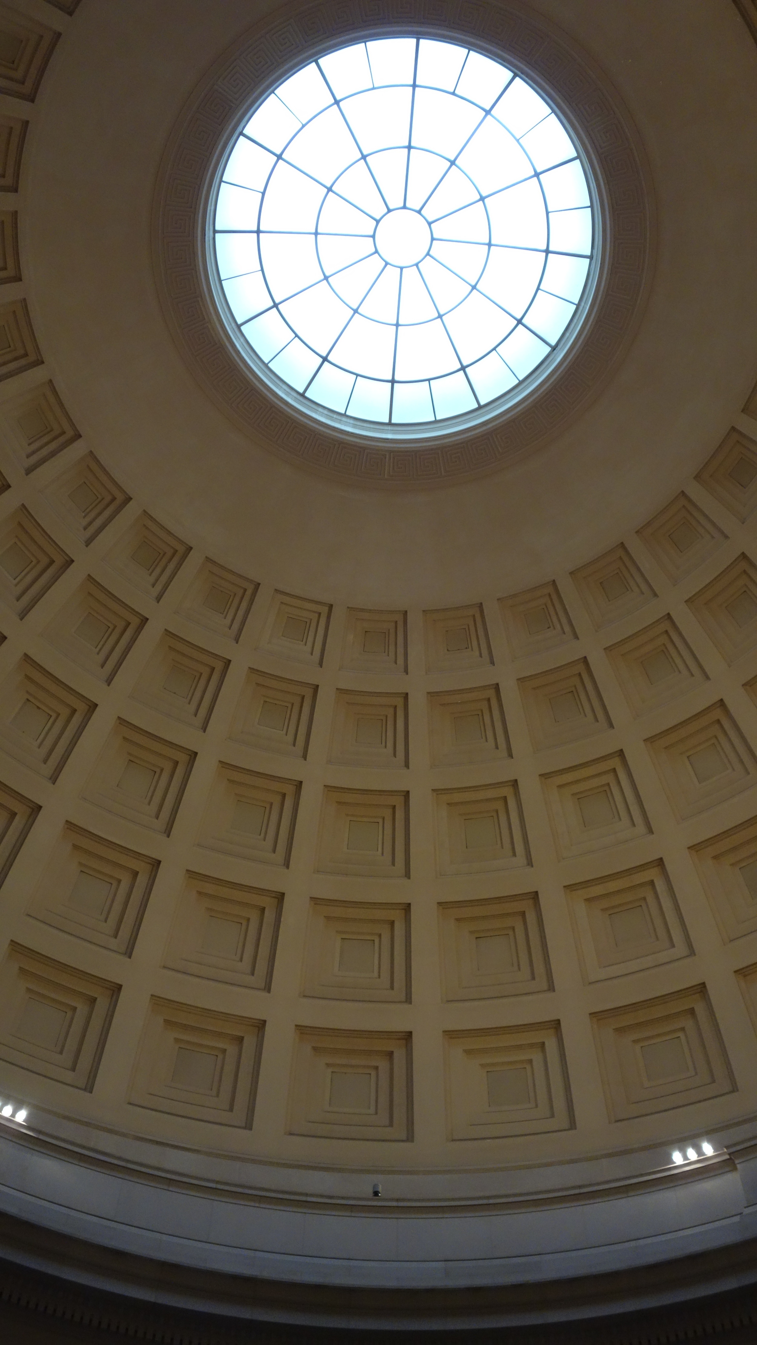 Dome in National Gallery of Art- I am designing a wall application that mimics this