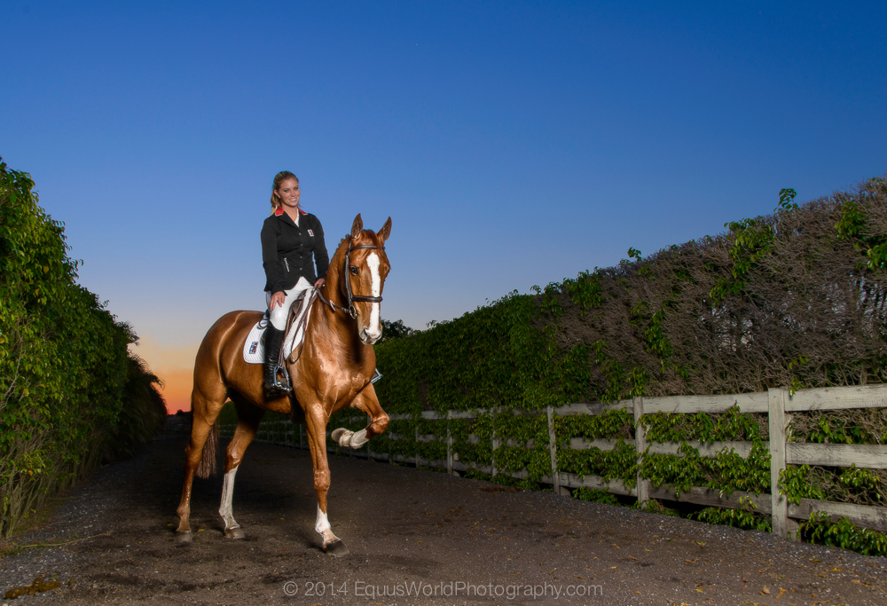 Rider and Horse Photographer