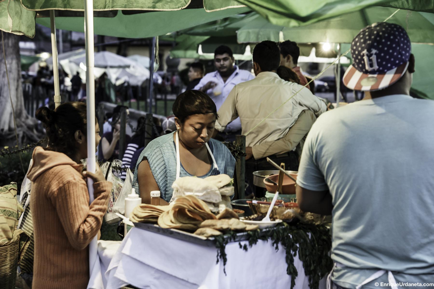 Luego nos dimos una vuelta por el mercado de la Antigua