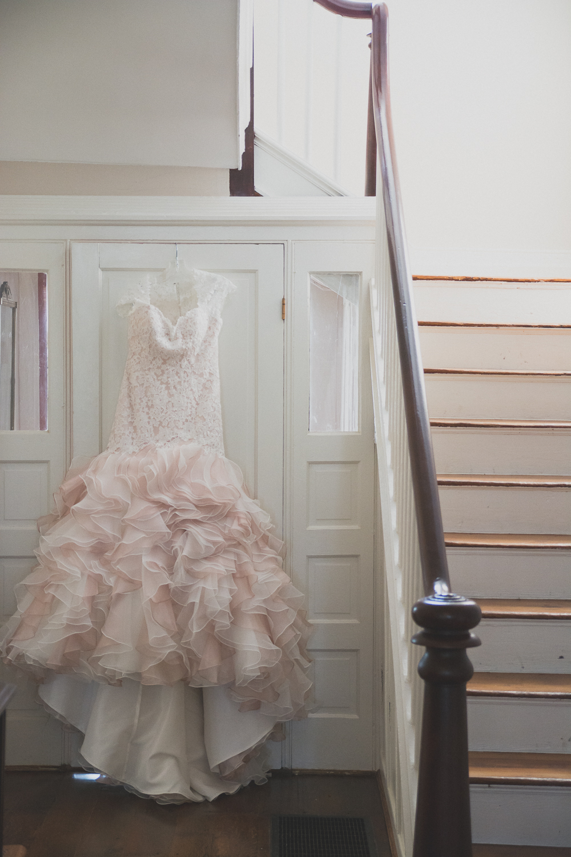 Springfield Manor Winery & Distillery Wedding Dress Photo
