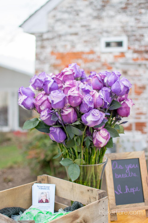 Walker's Overlook Wedding flowers Photo