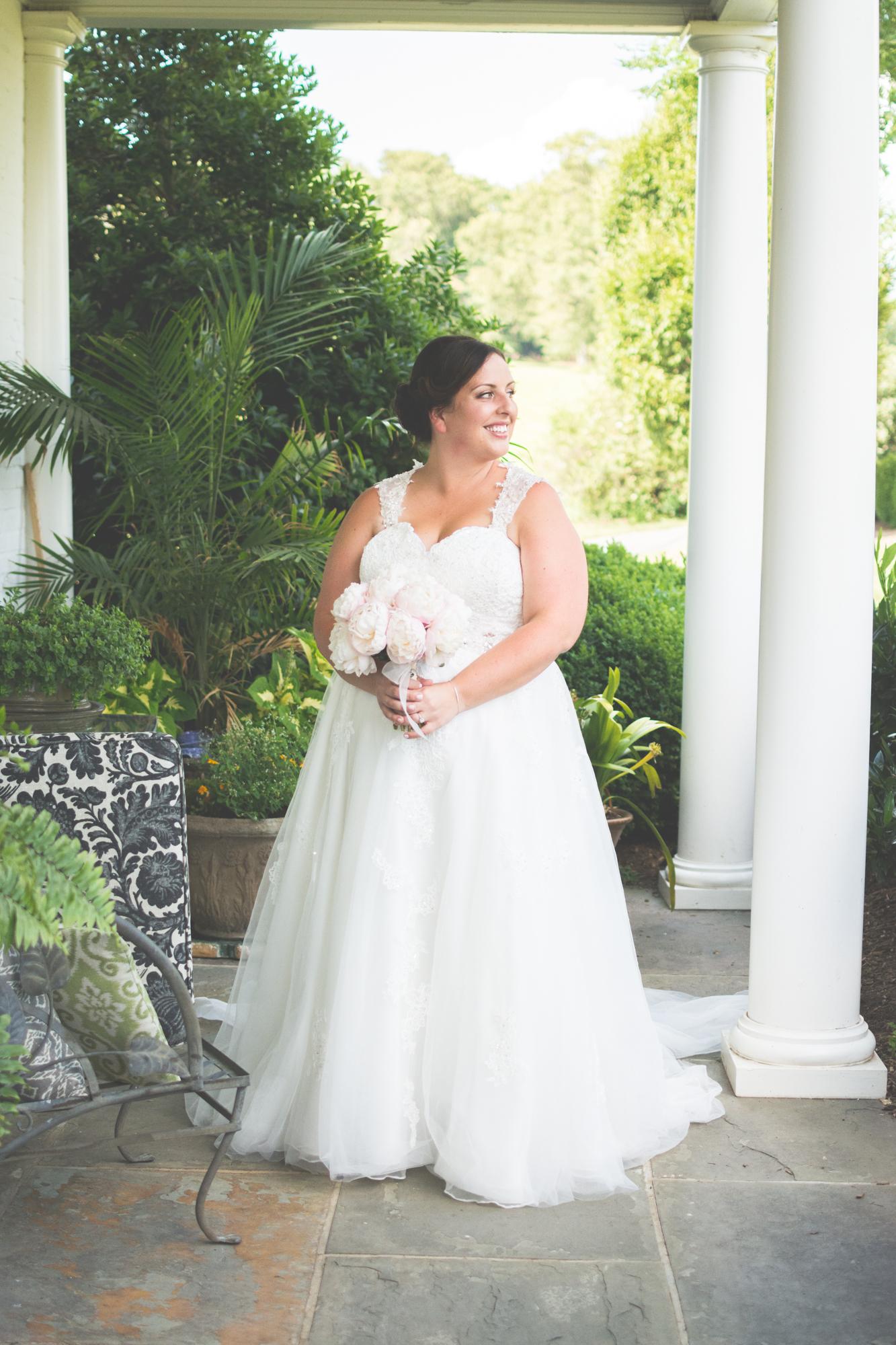 bridal portrait glen ellen farms