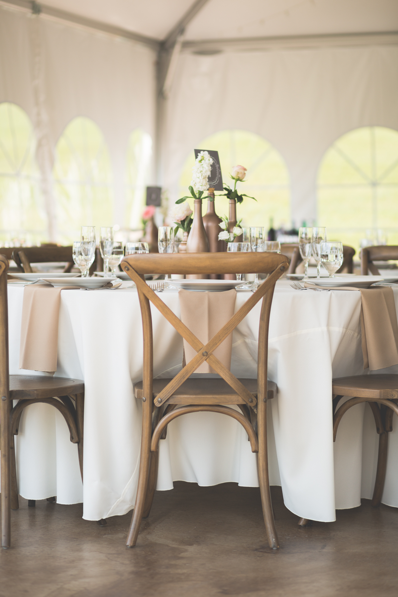 wedding details glen ellen farm