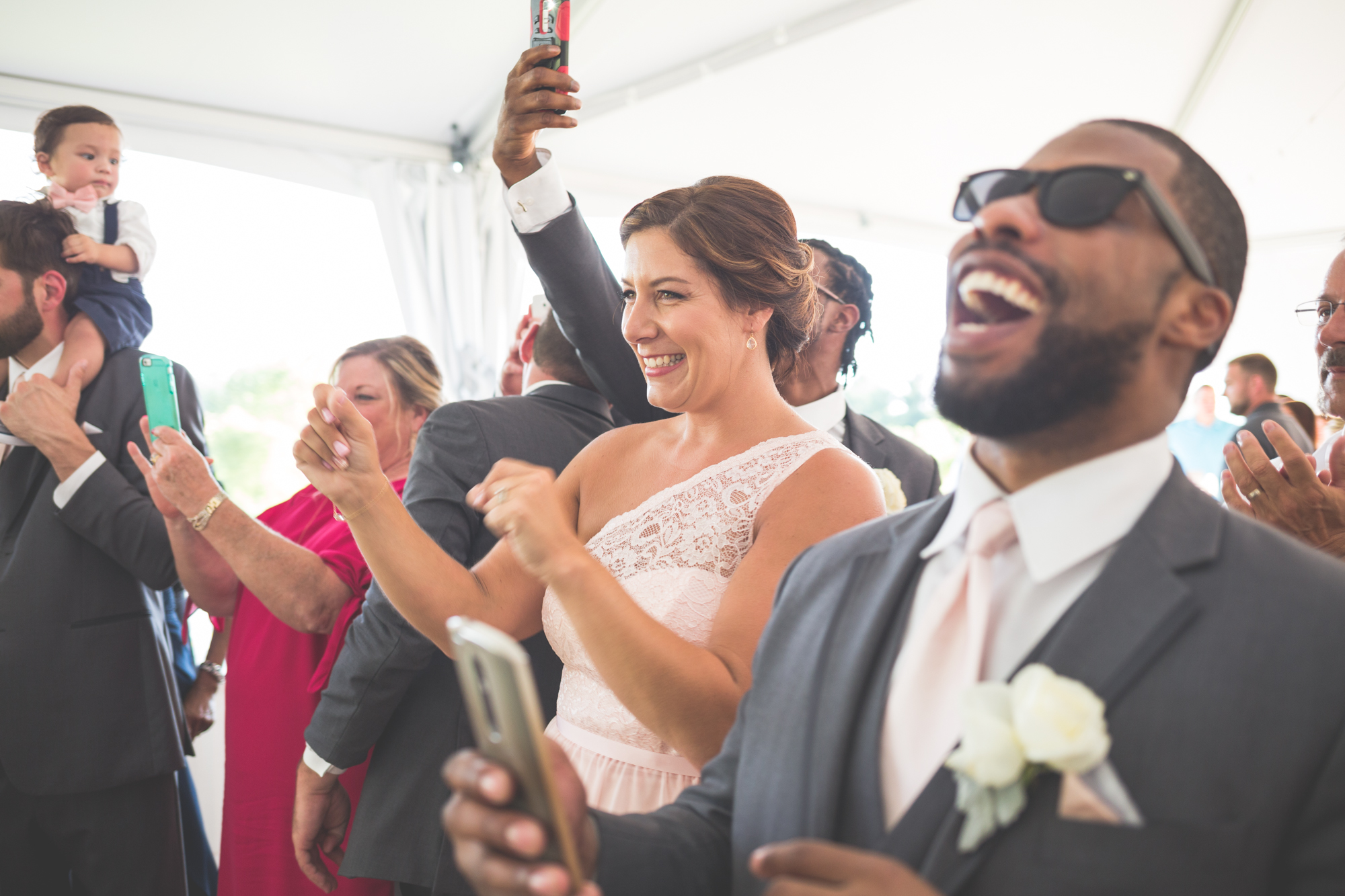 wedding guests glen ellen farm