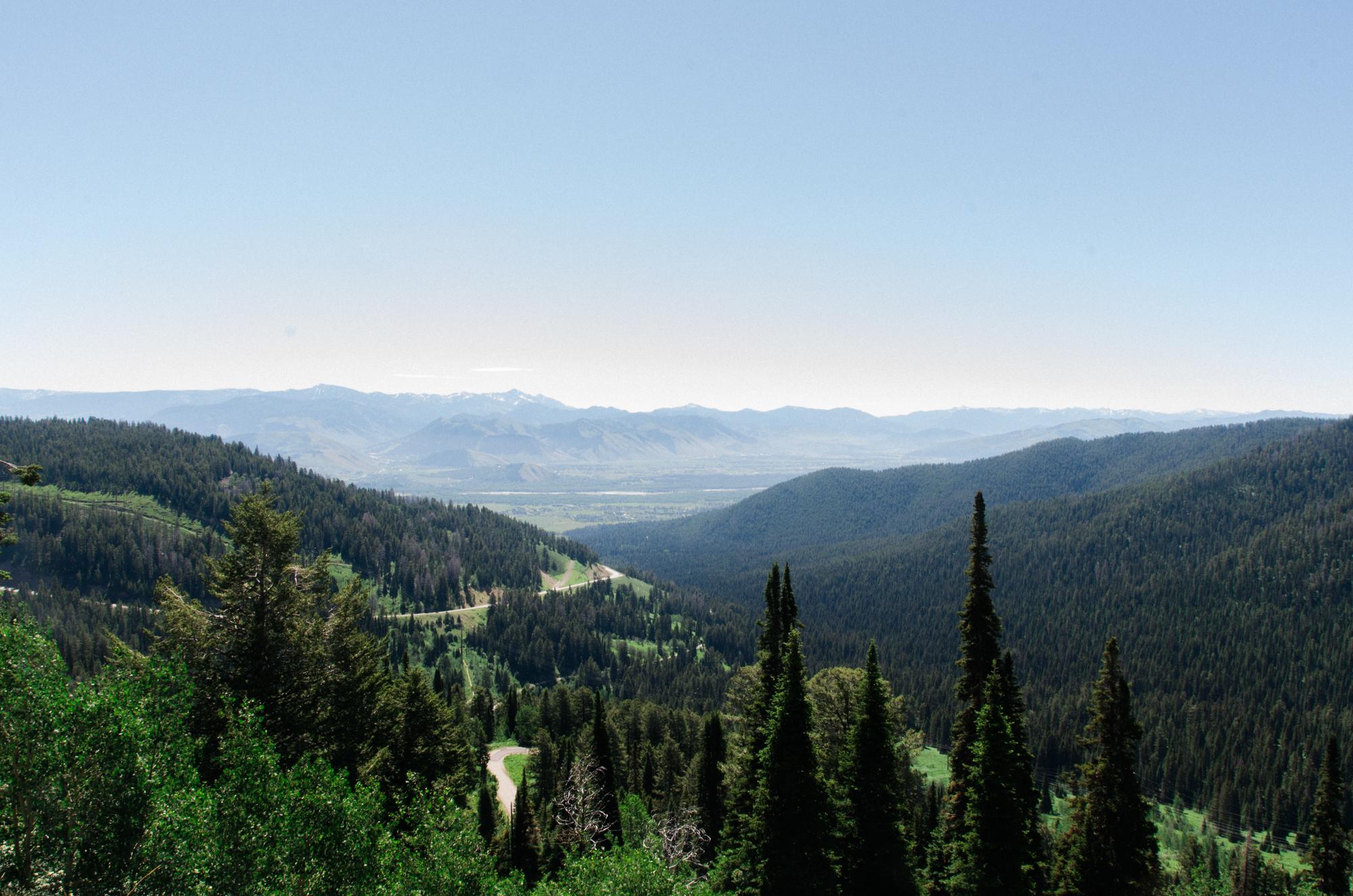 Yellowstone vacation photo
