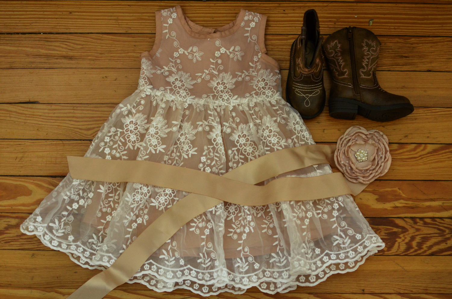 daughter outfit photo