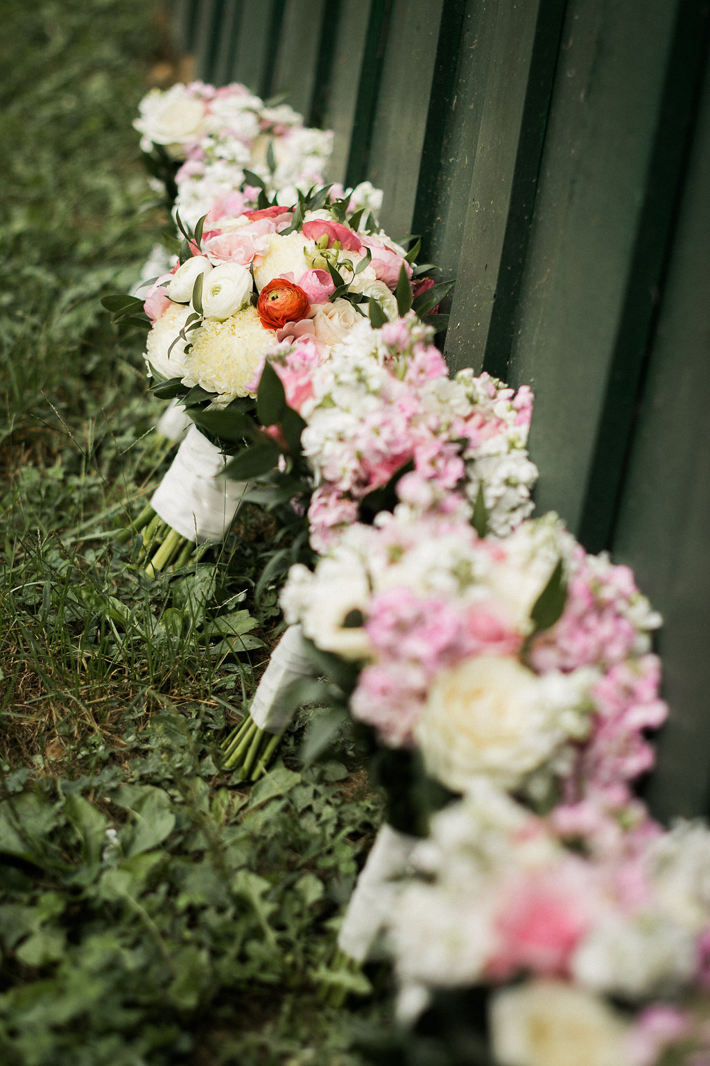 country wedding bouquet flowers photo