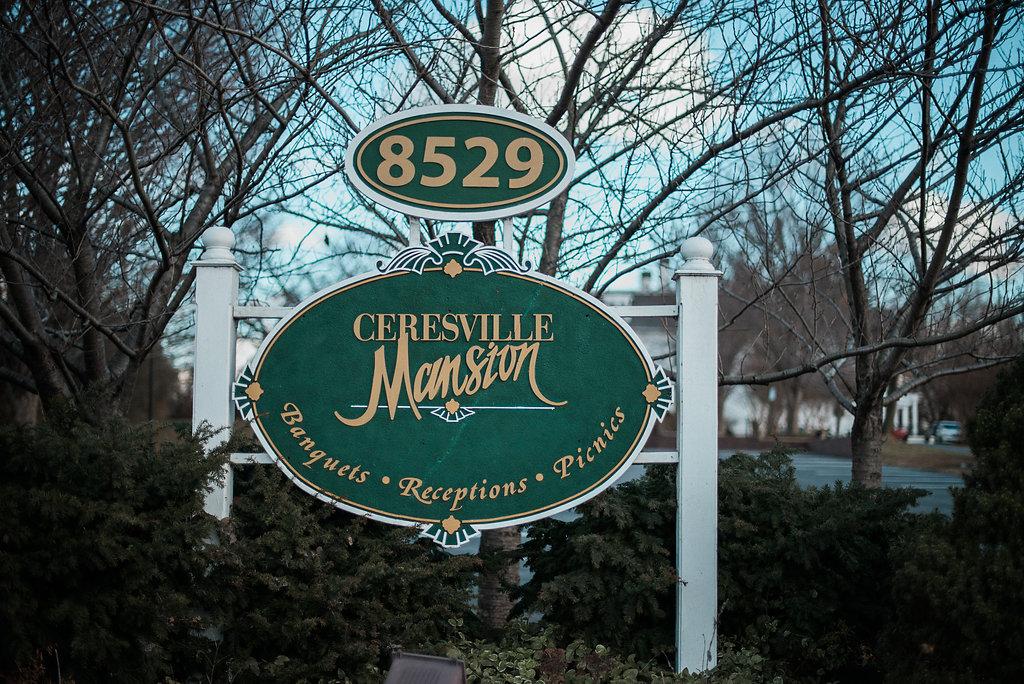 ceresville mansion wedding photo