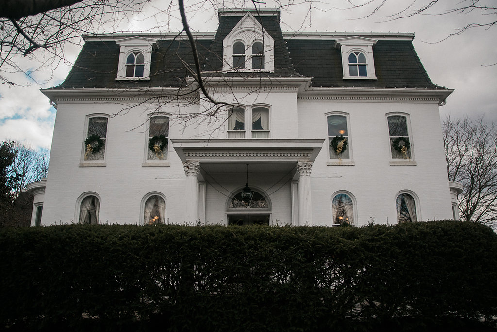 ceresville mansion wedding venue photo