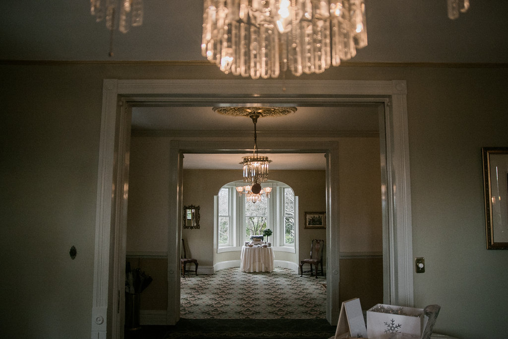 ceresville mansion cocktail hour photo