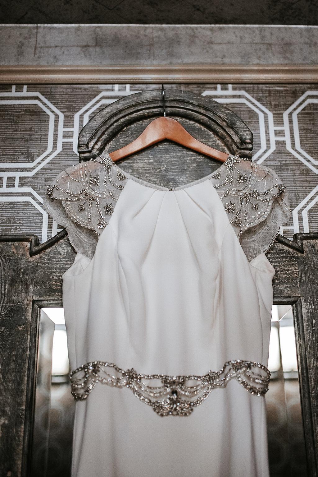 the madison dc hotel wedding dress photo