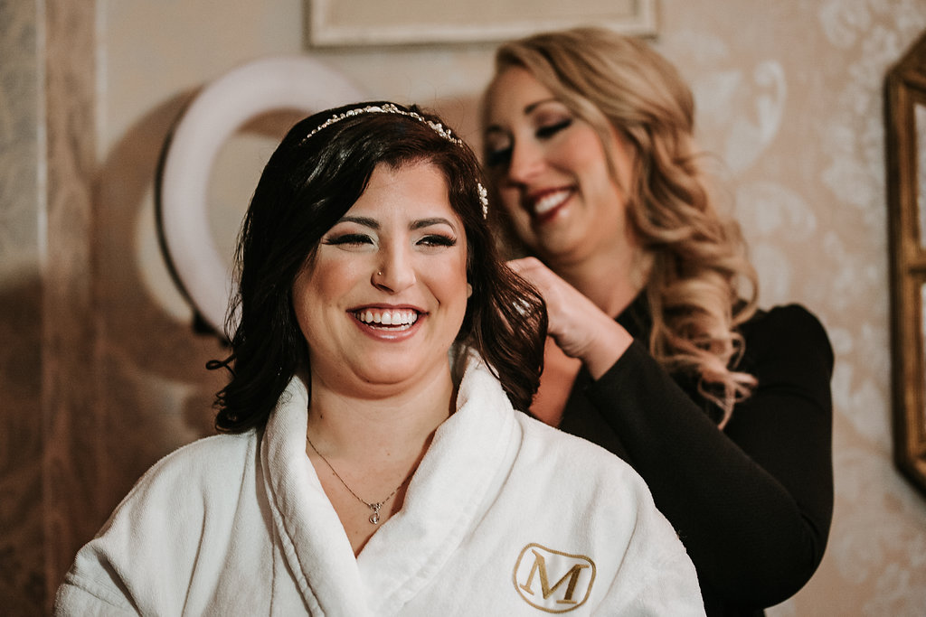 the madison dc hotel wedding bride photo